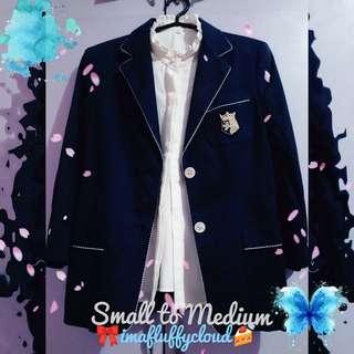 SALE! Pre-loved Korean/Japanese Style School Blazer