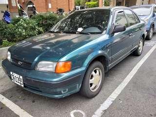 1997 Toyota Tercel 1.5 自售