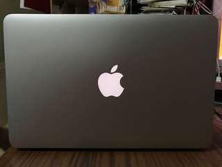 "MacBook Air 11"" mid 2012 MS Microsoft Office 2011文書處理 128SSD"