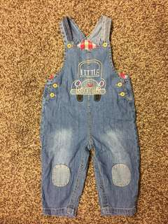 Toddler dungaree