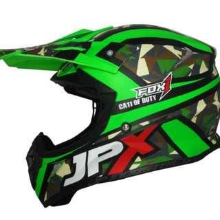 JPX X11 CALL OF DUTY GLOSS GREEN
