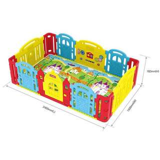 Dwinguler Castle Play Room & Mat