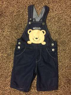 Boy's Dungaree