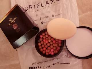 Bronzing pearls natural radiance