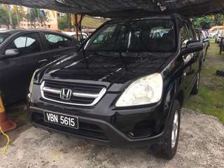 Honda crv 2.0 i ivtec auto 2002 cash buyer
