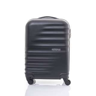 AMERICAN TOURISTER Preston Spinner 55CM/20IN (Black) Luggage Suitcase