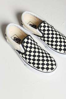 Vans Og Slip On Checkerboard