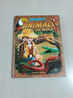 Playmobil Collector Book - Animal of the world