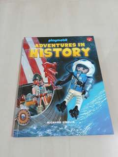 Playmobil Collector Book - Adventures in History