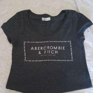 Ambercrombie graphic tee