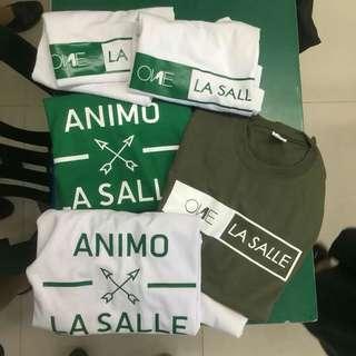 La Salle Shirts