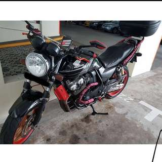 Super 4 Spec III honda
