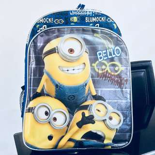 Licensed Despicable Me Backpack