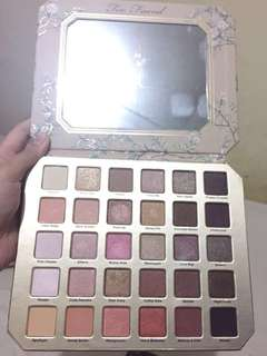Too faced Natural love palettes (REPRICE)