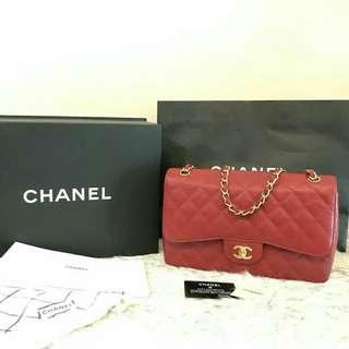 Chanel Double Flap Jumbo