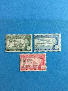 1958 Antigua West Indies Federation
