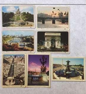 Post Cards ~ Paris