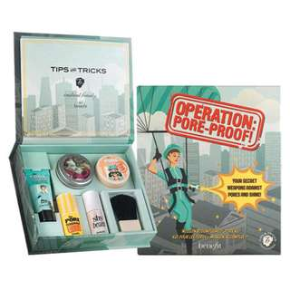 Operation:Pore-Proof