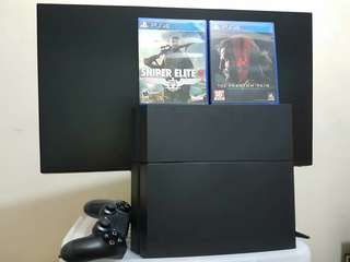 PLAYSTATION 4. 1 Terabyte