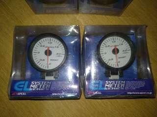Apexi EL Series Boost Meter (C)