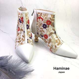 Boots for women OL ❣️❣️來自Haminae Japan 的初春新款現貨到店喔!快點買幾對來襯下啲靚衫啦!😍😍 #fashion #instagood #stylish #style #hkig #hkonlineshopping #hkgirl #hk #photography #pictureoftheday #dress #outfit #love #shoes #me #selfie #ootd    #2bdaysale