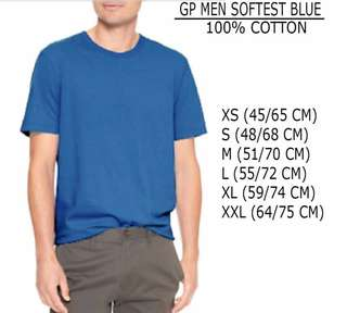 Branded Gap Men Softest Blue