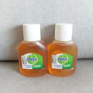 Dettol Travel Size 50 ml