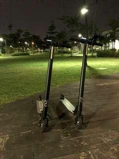 Aleoca E-Scooter