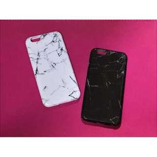 [全新]iPhone6 手機殼 電話殻 Case 雲石 鏡面 矽膠