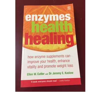 Enzymes for health healing
