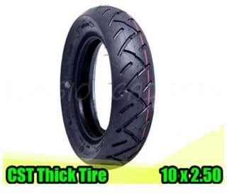 10 inch CST tyres