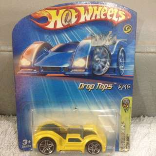 Hot Wheels Drop Tops 3/10 2005 First Editions Curb Side
