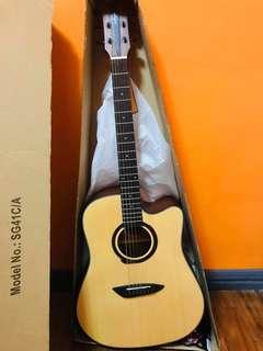Severo acoustic guitar