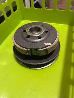 DIO開閉盤+離合器總成-全新品-老品出清500