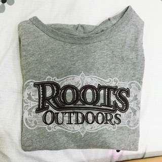 🚚 Roots短袖 購於溫哥華