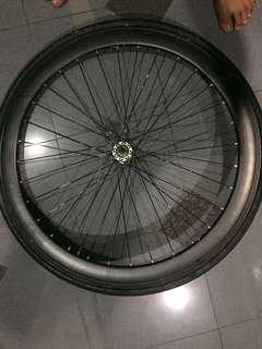 Fixie Front Wheel