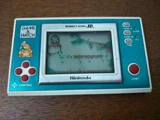 Nintendo - Yr 1980 - Donkey Kong!