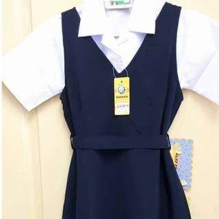 LOOKING FOR PRIMARY SCHOOL PINAFORE