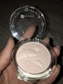 Just be Beyond, Cheek Powder ( shine pink )
