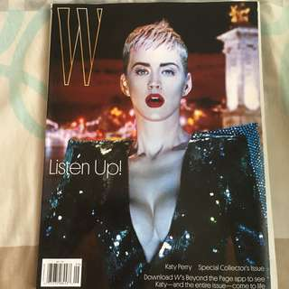 REPRICED W Magazine (Katy Perry cover)