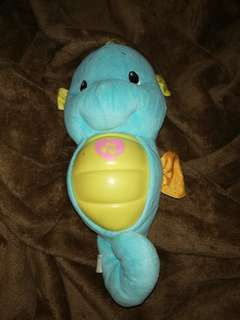 Fisher Price soothe and glow