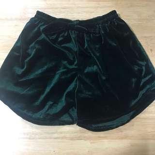 Velvet Shorts (3 colors)