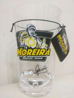 Moreira magic man 水杯 (全新)