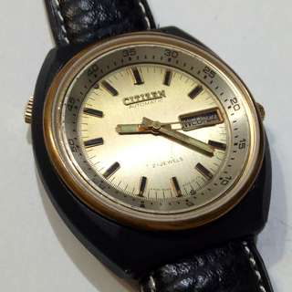 CITIZEN World Timer Automatic Watch