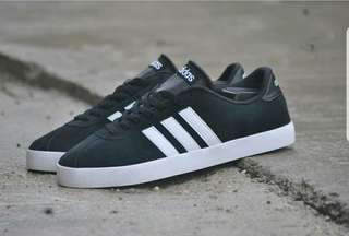 Adidas Neo VL Court Black White