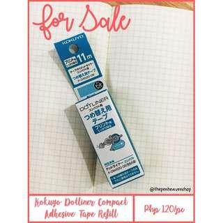 Kokuyo Dotliner Adhesive Tape Refill