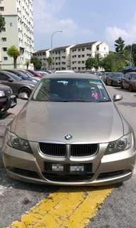 BMW 320i Sambung bayar