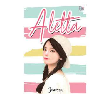 Ebook Aletta - Jenessa