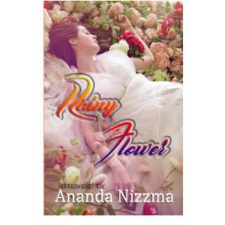 Ebook Rainy Flower - Ananda Nizzma