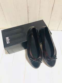 Melissa Jelly Shoes (Black)